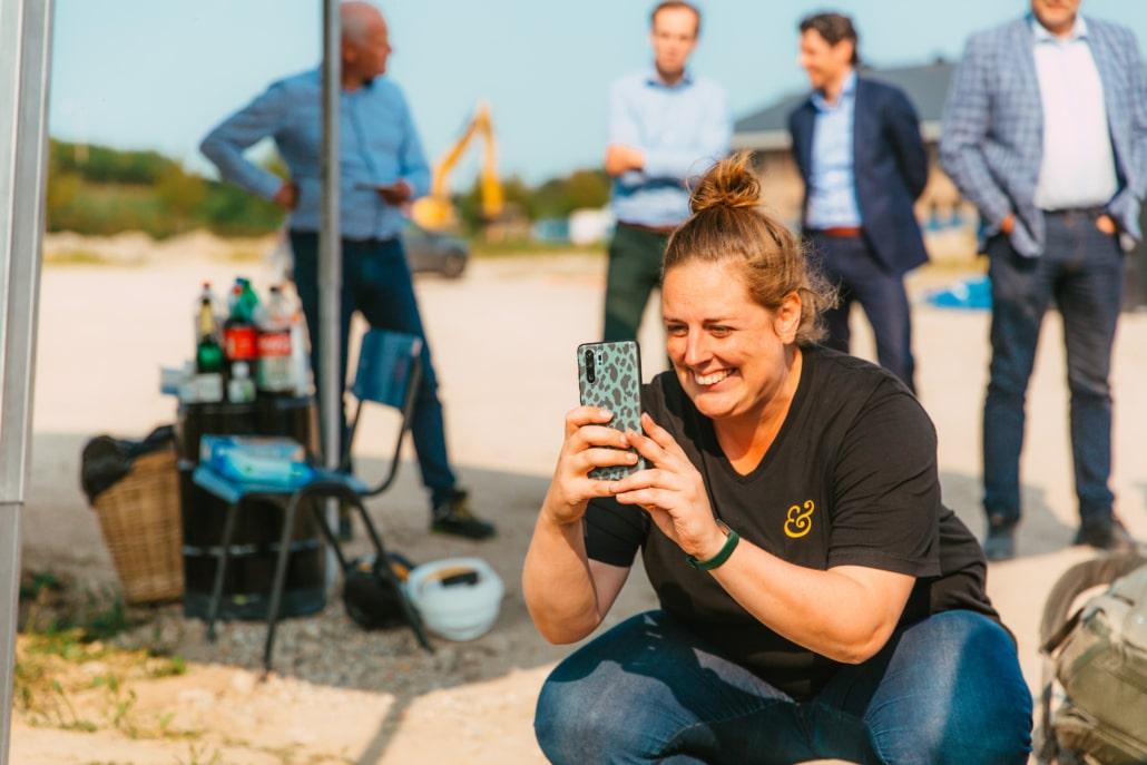 Jolanda - Raad & Daad bouwevenementen